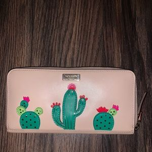 Kate Spade Cactus Wallet 🌵😍
